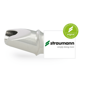 Abutment, Straumann® Tissue Level® (RN, WN) (inkl. Abutmentschraube)