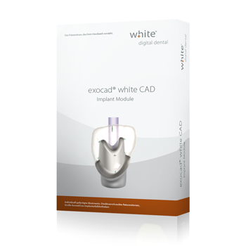 exocad®, white Implant Add-on Modul