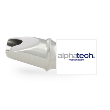 Abutment, alphatech® (inkl. Abutmentschraube)