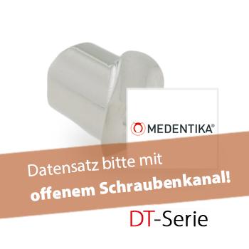 Abutment, DT-Serie Dentium / SuperLine, Implantium, Implantium II