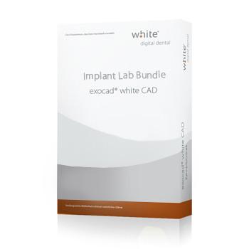 exocad®, white Implant Lab Bundle