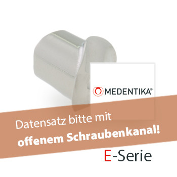 Abutment, E-Serie Nobel Biocare®/ NobelReplace Tapered®