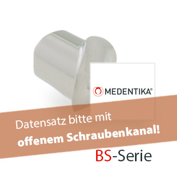 Abutment, BS-Serie, Bego/Semados, S/RS/RSX/RI-Line