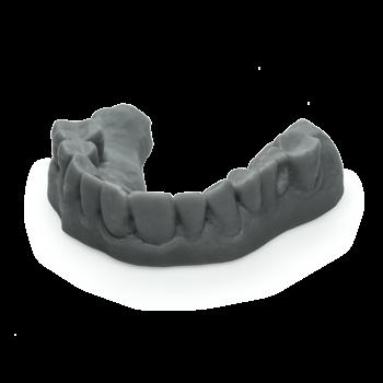 Modell (pro Quadrant), 3D, gedruckt