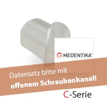 Abutment, C-Serie Altatec / Camlog®*, MEDENTiKA® / Procone