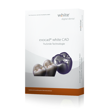 exocad®, white TruSmile Add-on Modul