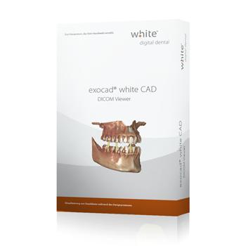 exocad®, white DICOM Viewer Add-on Modul