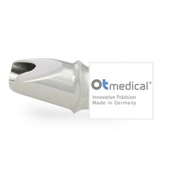 Abutment, OT medical® OT-F2 (inkl. Abutmentschraube)