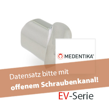 Abutment, EV-Serie DENTSPLY Implants®/ ASTRA TECH OsseoSpeed® EV